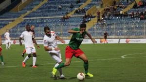 Adanaspor: 1 - Karşıyaka: 0