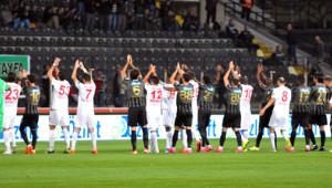 Akhisar Belediyespor: 2 - Antalyaspor: 1