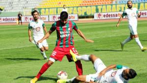 Cizrespor-Kozan Belediyespor: 2-2