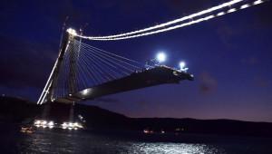 İşte 3'üncü Köprünün Son Hali