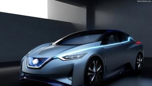 Yayalarla Anlaşan Otomobil: 2015 Nissan Ids Concept