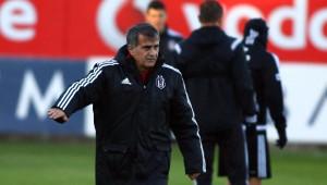 Beşiktaş, Lokomotıv Moskova Maçı Hazırlıklarını Sürdürdü