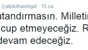 Milletvekili Tayyar'dan Bahçeli'ye 'İstifa' Göndermesi