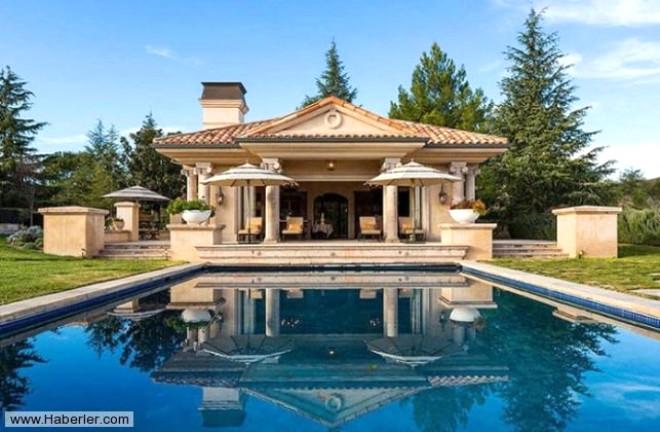 Britney Spears'ın 7.4 Milyon Dolarlık Evi