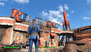 Fallout 4'ün Pc'de Ultra Ayarlardaki Ekran Görüntüleri