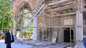 259 Yıllık Tarihi Sungurlu Ulu Camii Restore Ediliyor