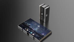 Katlanabilir Akıllı Telefon: Drasphone