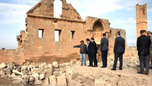 Harran'daki 1250 Yıllık Hamamın Büyük Bölümü Ortaya Çıkarıldı