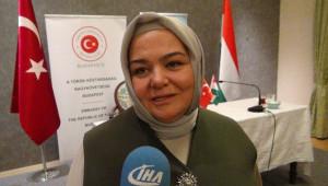 Aile ve Sosyal Politikalar Bakanı Gürcan Macaristan'da