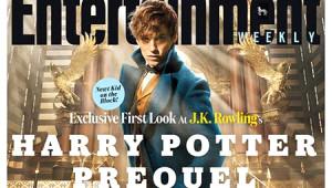 Harry Potter Evreninde Geçecek Yeni Filmden İlk Görüntüler!