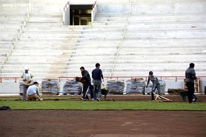 Türkiye'nin İlk Ekolojik Stadyumunun Özellikleri