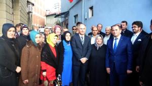 Eski Bakan Efkan Ala'dan Orhaneli'ye Teşekkür Ziyareti