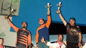 Türkiye Enduro Şampiyonu İbrahim Ercansungur Oldu