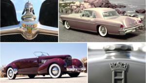 Tarihe Karışan 10 Lüks Otomobil Markası