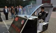 Liseli Öğrenciden Flaş Bellekle Çalışan Otomobil