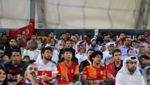 Katar: 1 - Türkiye: 0 (İlk Yarı)
