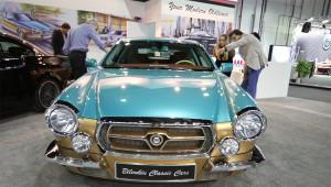 İşte Rus Malı 'Eskitilmiş' Otomobil