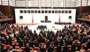 Meclis'te Yemin Gününden Kareler