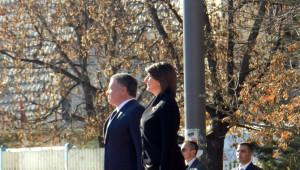 Ürdün Kralı Abdullah Kosova'da Resmi Törenle Karşılandı