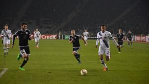 Karabağ, Rakibine 0 - 1 Mağlup Oldu