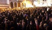 Tahir Elçi'nin Öldürülmesini Protesto Eden Gruba Müdahale