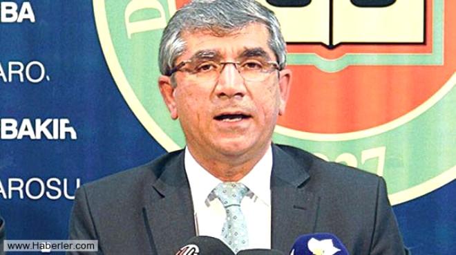 Diyarbakır'da Çatışma: Baro Başkanı Tahir Elçi Öldürüldü