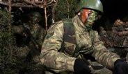 Türk Komandolar Ölümle Burun Buruna Kalarak Eğitiliyor