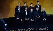 FIFA, Yılın 11'ine Aday İsimleri Belirlendi