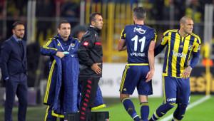 Fenerbahçe: 2 – Trabzonspor: 0