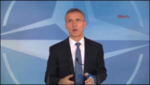 Nato, Türkiye İçin Akdeniz'e Uçak ve Savaş Gemileri Gönderiyor