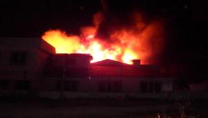 Geyve'de Fabrika Yangını - Ek Fotoğraflar