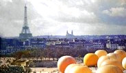 Paris'in 100 Yıl Önce Çekilen Renkli Fotoğrafları Büyülüyor
