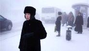 Dünyanın En Soğuk Köyü: Eksi 71 Derece