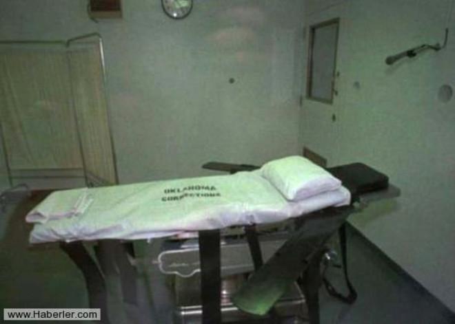 Amerika'nın Kan Donduran İdam Odaları Görüntülendi