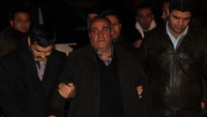 Şehit Polisin Anne ve Babası Sivas'a Geldi