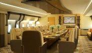 Arapların Lüks Uçağı Rezidansları Aratmıyor