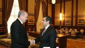 Erdoğan, Yale Üniversitesi Beyin Genetiği Programı Direktörü Günel'i Kabul Etti
