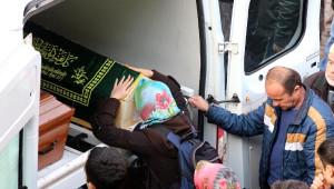 İstanbul'da Öldürülen Mühendis Zonguldak'ta Toprağa Verildi