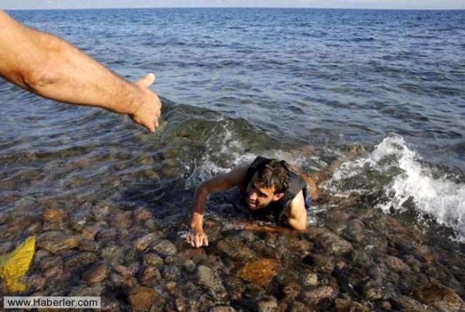 Yılın En Dikkat Çeken Mülteci Fotoğrafları