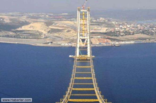 İzmit Körfez Köprüsü Yakınında Arazisi Olan Yaşadı