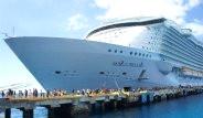Dünyanın En Büyük Gemisinde Çalışan Köşeyi Dönüyor