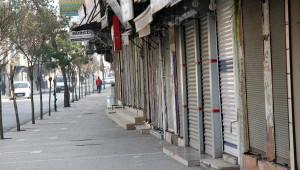 Diyarbakır'da Bugün Kepenkler Açılmadı (2)