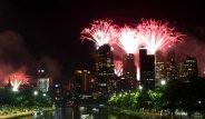 Dünyadan Muhteşem Yeni Yıl Manzaraları