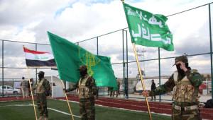 Askeri Eğitim Alan 120 Gönüllü Türkmen, Işid ile Mücadeleye Hazır