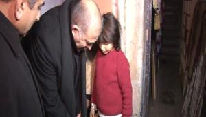 CHP Heyeti Suriyeli Sığınmacıları Ziyaret Etti