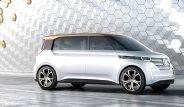 Volkswagen'den 15 Dakikada Şarj Olan Elektrikli Minivan
