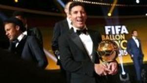 2015 FIFA Altın Top Ödül Gecesinden En Özel Anlar