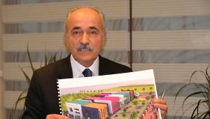 Belediye, Yaptırdığı Amatem'i Kamu Hastaneleri Birliği'ne Devretti