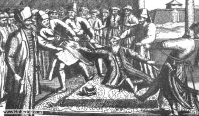 Osmanlı Döneminde İdam Edilen Sadrazamlar Foto Galerisi