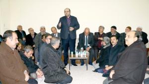 Ilıcalı ve Orhan'dan Ilıca'daki Afetzedelere Müjde…